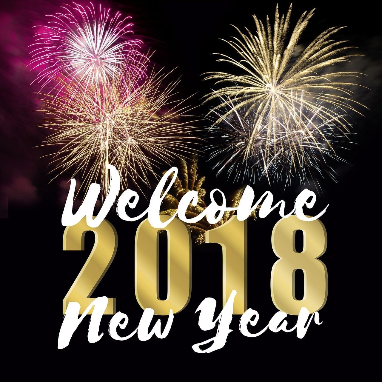 Er du klar til at sige velkommen til det nye år?
