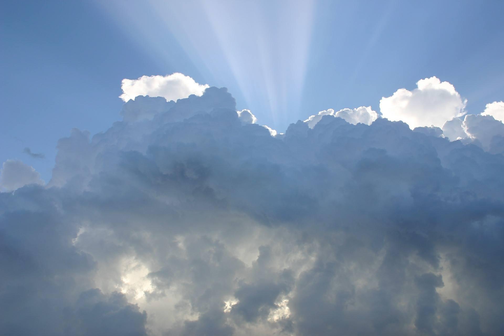 Tjek lige vejret udenfor… og derefter din egen vejrudsigt inde i dig.